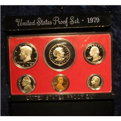 1146. 1979 S U.S. Proof Set in original case as issued.