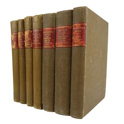 E.S.G. Robinson's Set of Ars Classica Sales