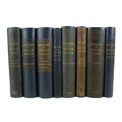 A Complete, First Edition Set of the BMC Greek