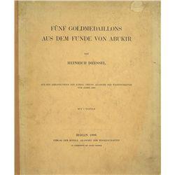 Dressel's Rare Work on the Abukir Find