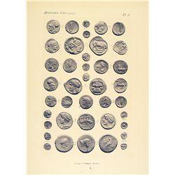 Imhoof-Blumer's Monnaies Grecques