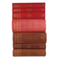 First Edition Set of BMC Roman