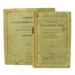 Müller's Work on Alexander, Inscribed