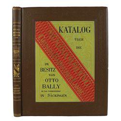 The Rare Otto Bally Work on Baden