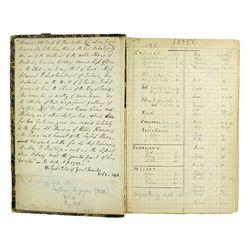 Bass's Copy of the 1848 Pembroke Sale