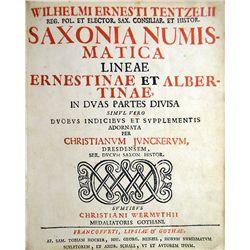 An Original Set of Tentzel
