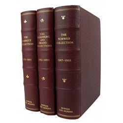 Garrett, Norweb, Eliasberg/Brand Special Editions