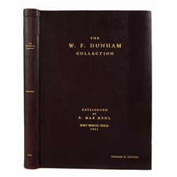 A Deluxe Dunham Catalogue