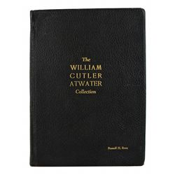 A Rare Deluxe Atwater Catalogue