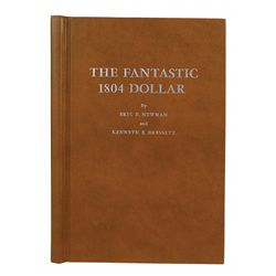 Rare First Printing of Fantastic 1804 Dollar
