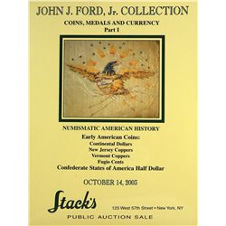 Set of Ford Catalogues