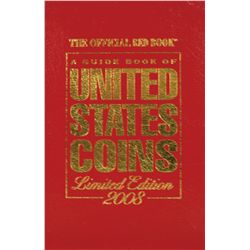 2008 ANS Limited Edition Red Book