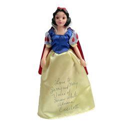 Adriana Caselotti Autographed Snow White Doll