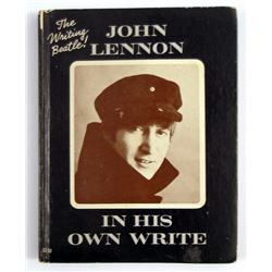 John Lennon In His Own Words Book