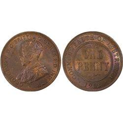 1912H Penny PCGS MS 64 BN