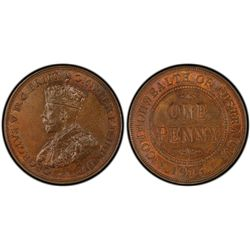 1916 Penny PCGS MS 64 BN
