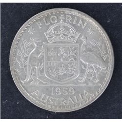 Florin 1959 Proof
