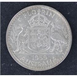 Florin 1959 Proof
