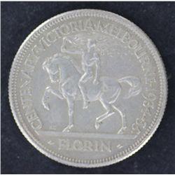Florin 1934/35 Good VF