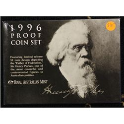 1995 & 1996 Proof Sets