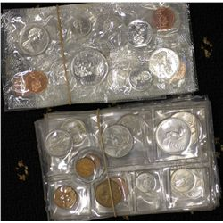 South Africa Mint Sets 1977, 1978, 1979,1980 1981,1982,  1983,1984, 1985,