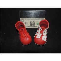 CURSE & SEED OF CHUCKY SCREEN USED SHOE PLUS EXTRA