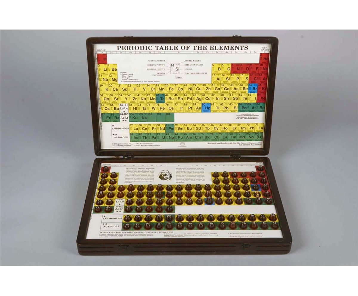 Everest Periodic Table Of The Elements Set