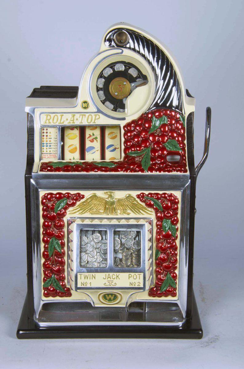 Slot Machine Cherry