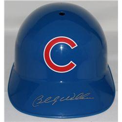 46577f989e710 Billy Williams Signed Cubs Full-Size Batting Helmet (Schwartz COA)