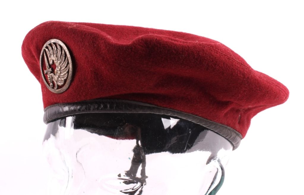 bb75da093db41 ... Image 2   French Foreign Legion Airborne Beret This is a Fre ...