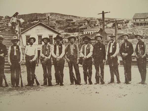 1903 Arizona Rangers Picture and 1989 Book