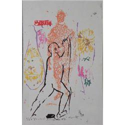 Betty Heredia Original Art Print -Personal Graffiti
