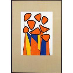 Alexander Calder Fine Art Print