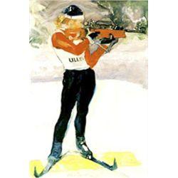Friedman, Diane : Biathlon