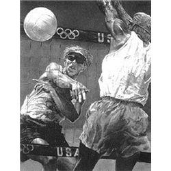 Holland, Stephen : Mens Volleyball