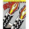 Image 4 : Roy Lichtenstein : As I Opened Fire (triptych) 1965