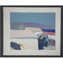Roger Muhl Signed Proof Art Print