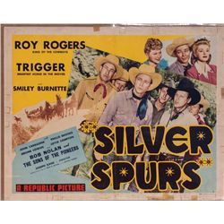 Roy Rogers Movie Poster Lot