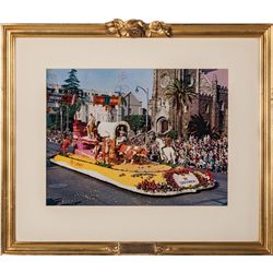 Roy Rogers Tournament of Roses Parade Memorabilia Lot