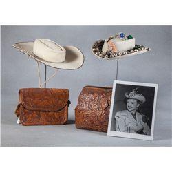 Dale Evans Personal Items Lot