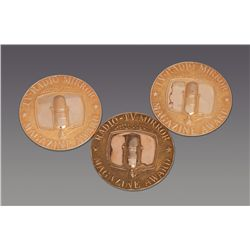 Roy Rogers 14K Gold, TV-Radio Mirror Magazine Awards