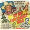 Image 2 : Roy Rogers Movie & Film Festival Poster Lot