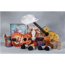 Roy Rogers and Dale Evans Museum Collection Merchandising, Toys and Memorabilia Lot