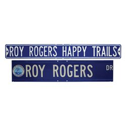 Roy Rogers Museum Lot
