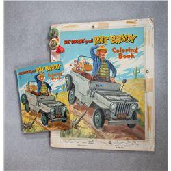 Roy Rogers & Pat Brady Lot
