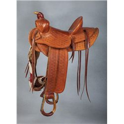 "Hamley & Co ""Special"" Model Saddle"