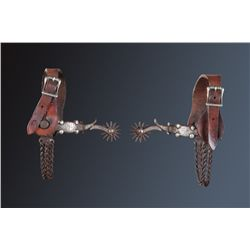 California Style Cowgirl Spurs