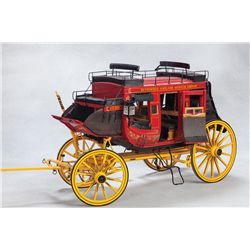 Large Model Stagecoach by Ben Wagner