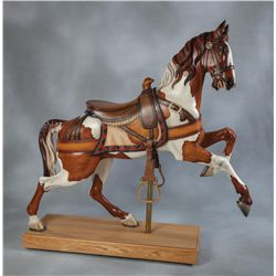 Gustav Dentzel Prancer Carousel Horse