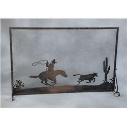 Vintage Molesworth Type Fireplace Screen